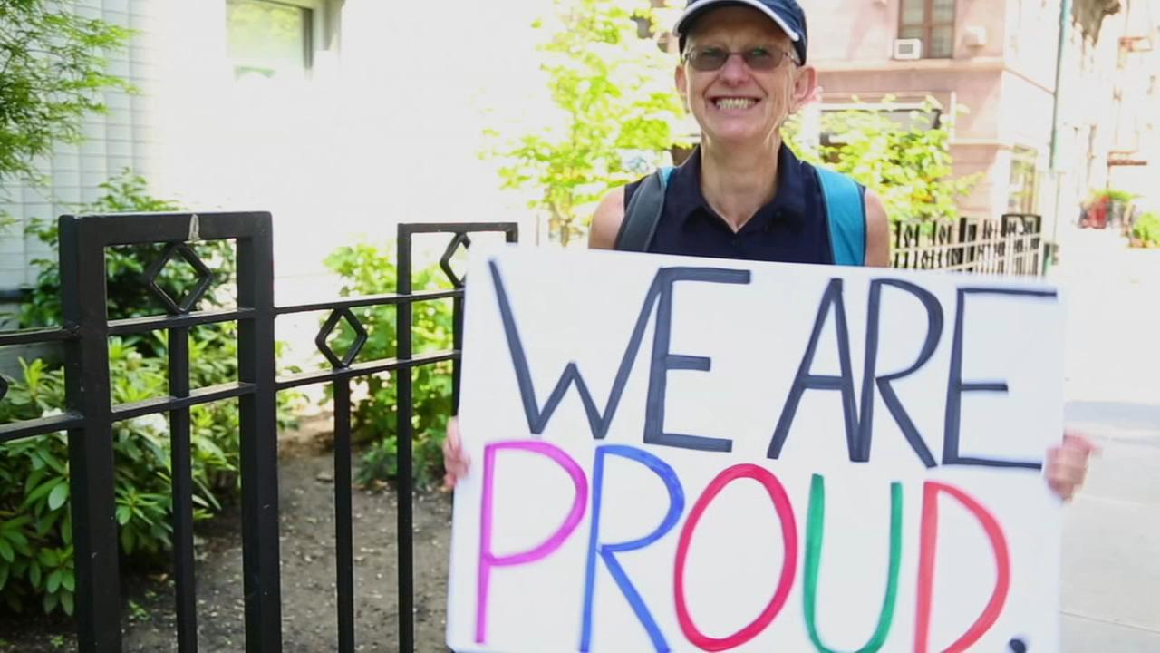 Pride Week: New Yorkers share why they are proud ahead of Pride March