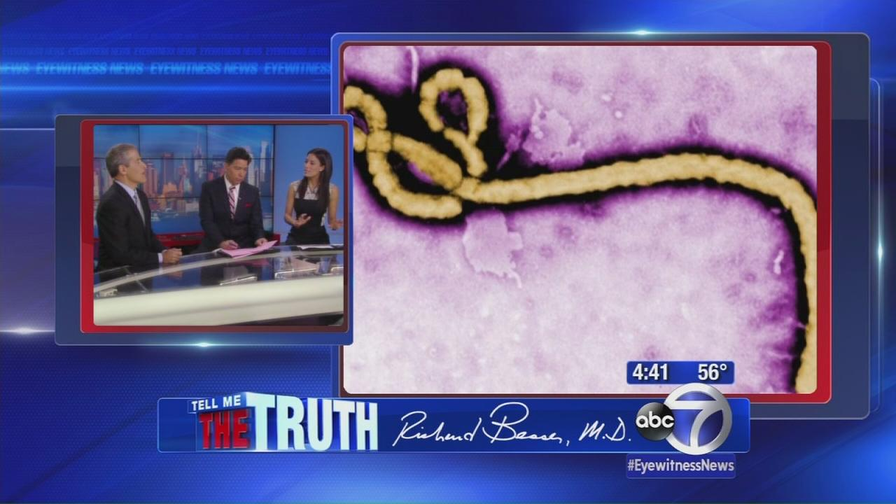 Tell Me the Truth: Ebola, the Flu
