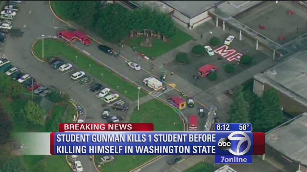 Deadly school shooting in Washington state