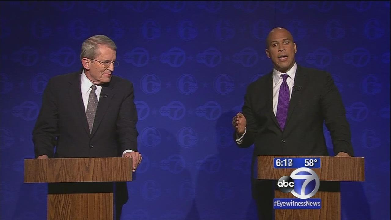 NJ Senate Debate