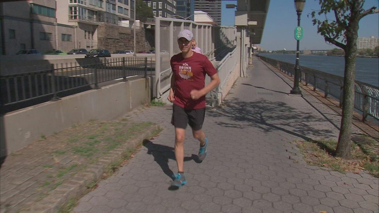 Medical Marvels: Cancer patient inspires therapist to run in ING NYC Marathon