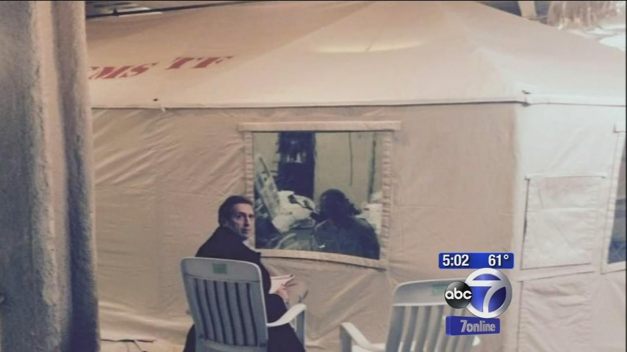 Nurse quarantined in NJ sent home Monday afternoon