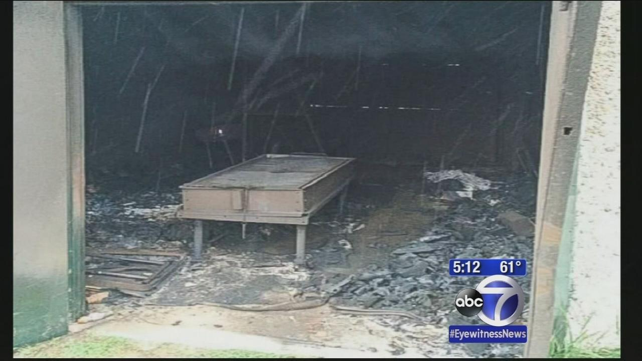 LI high school football season canceled due to arson