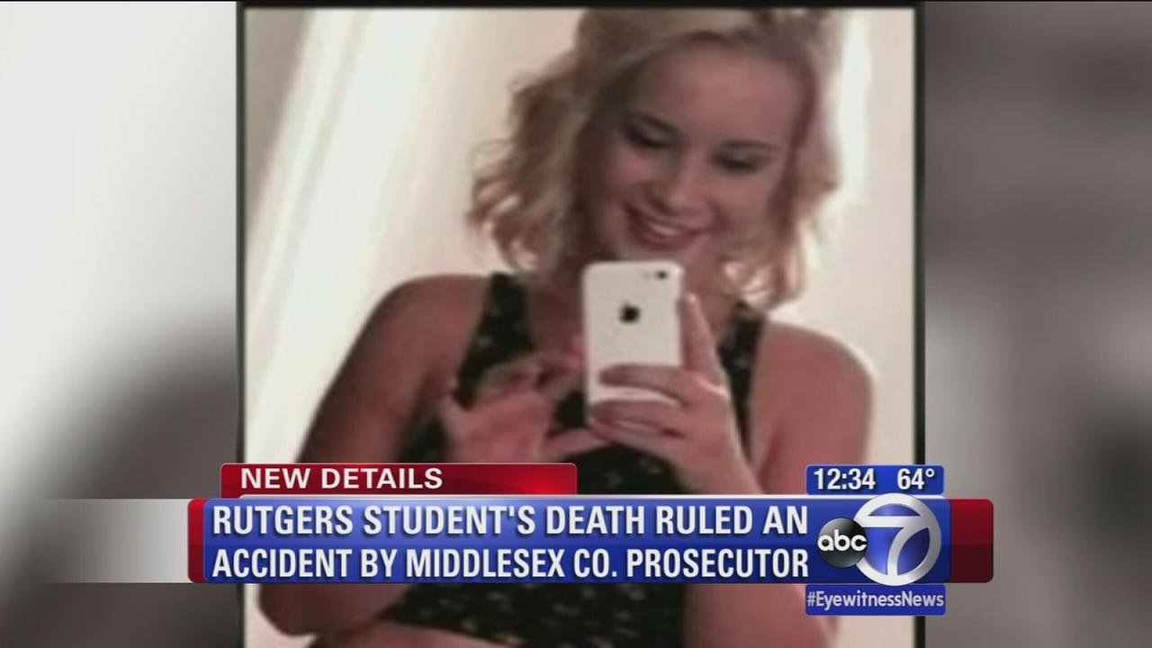 Rutgers students death