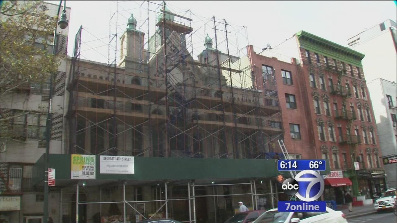 Landmark status granted for historic synagogue