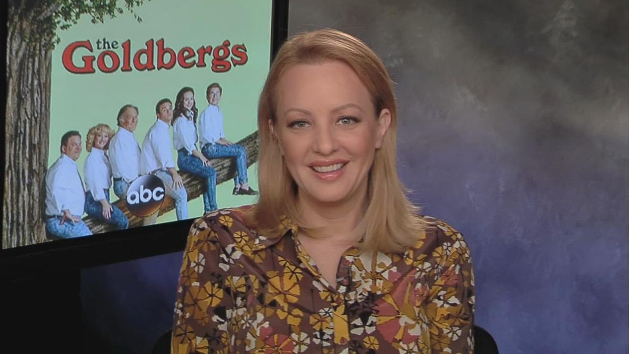 Wendi McLendon-Covey talks about this season of The Goldbergs