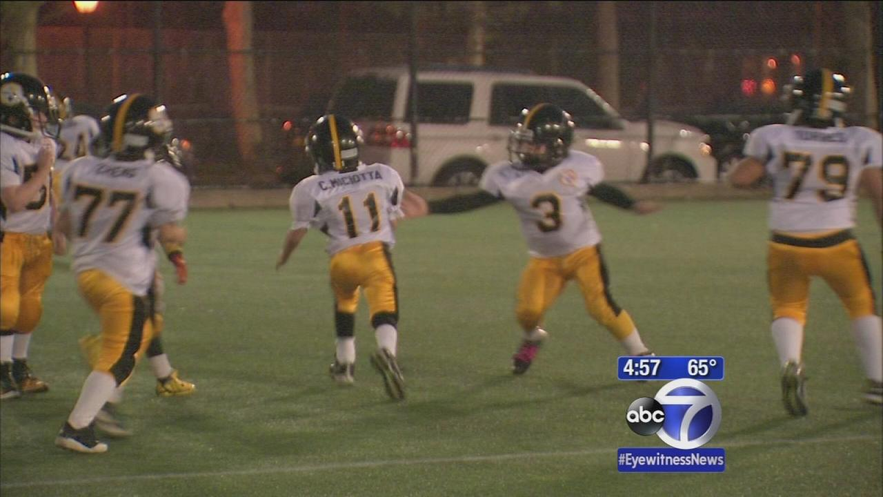 Brooklyn man tackles high cost of football