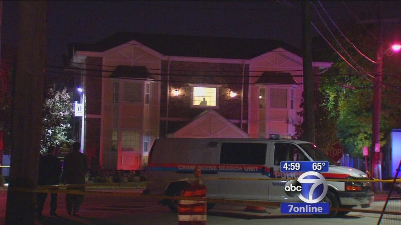 Gruesome murder-suicide on Long Island