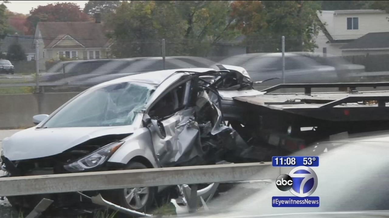 Young woman killed in horrific crash on Sunrise Highway