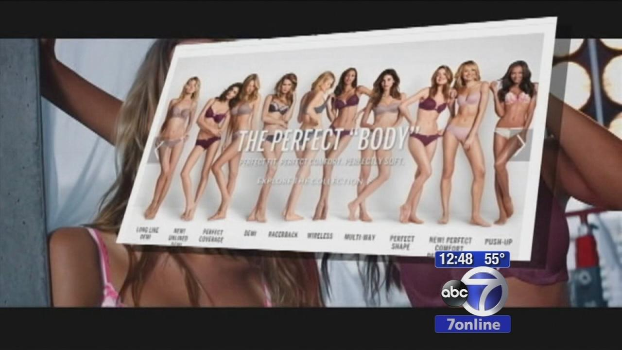 Victorias Secret feels backlash from Perfect Body campaign