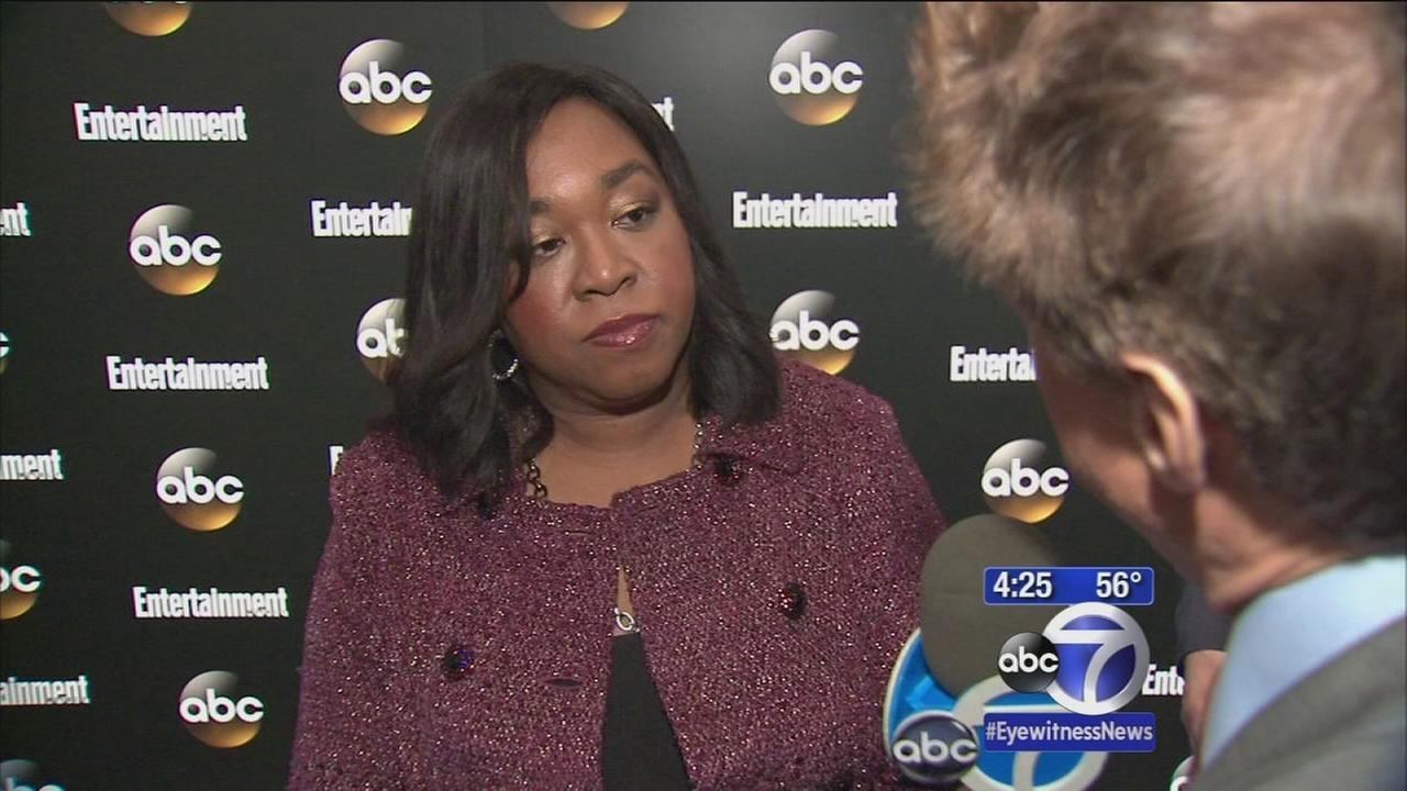 Shonda Rimes making TV history