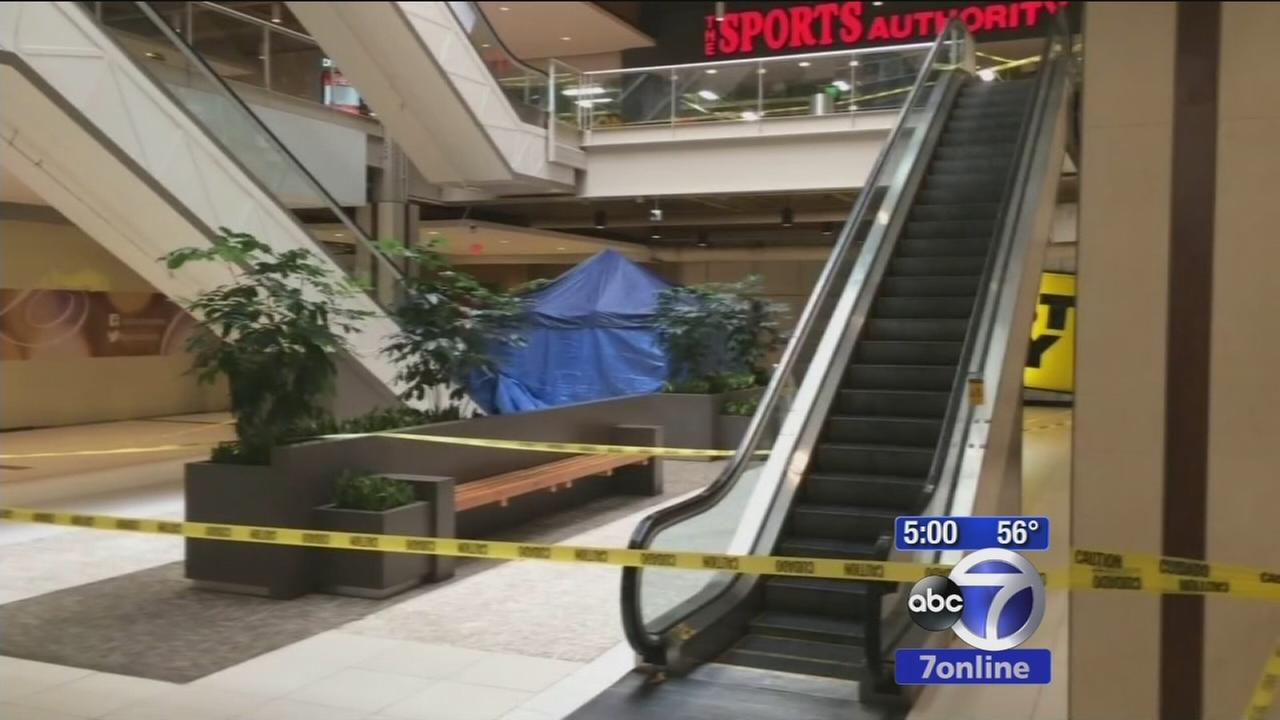 Man killed in escalator fall at Rockland County mall