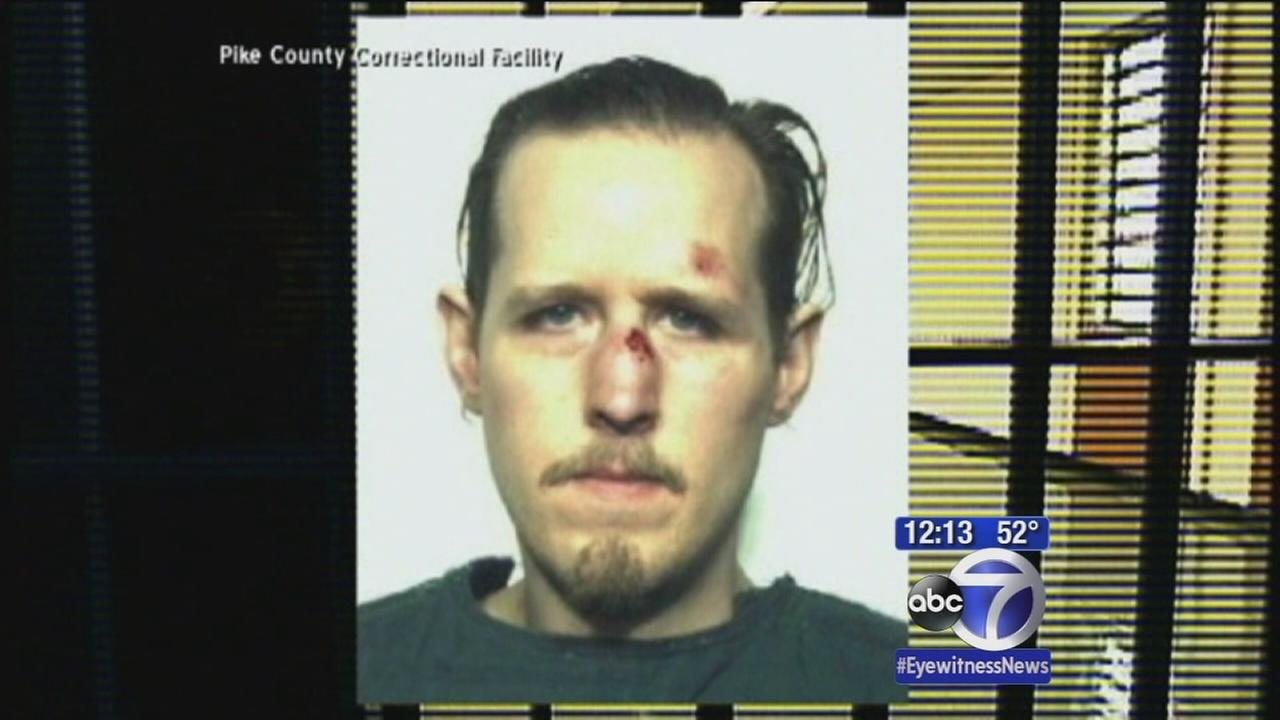 Eric Frein in court for preliminary arraignment
