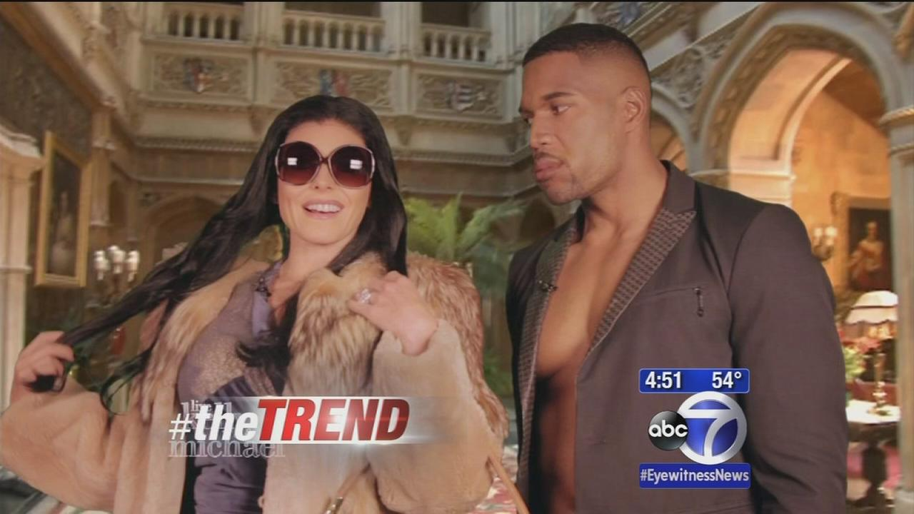 The Trend: Live! With Kelly and Michael Halloween Special