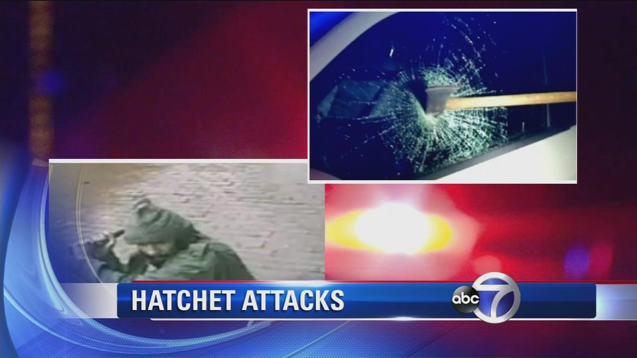 Homeless Woman Hit By Stray Bullet In Hatchet Attack Incident Files Claim Against Nypd Abc7ny Com