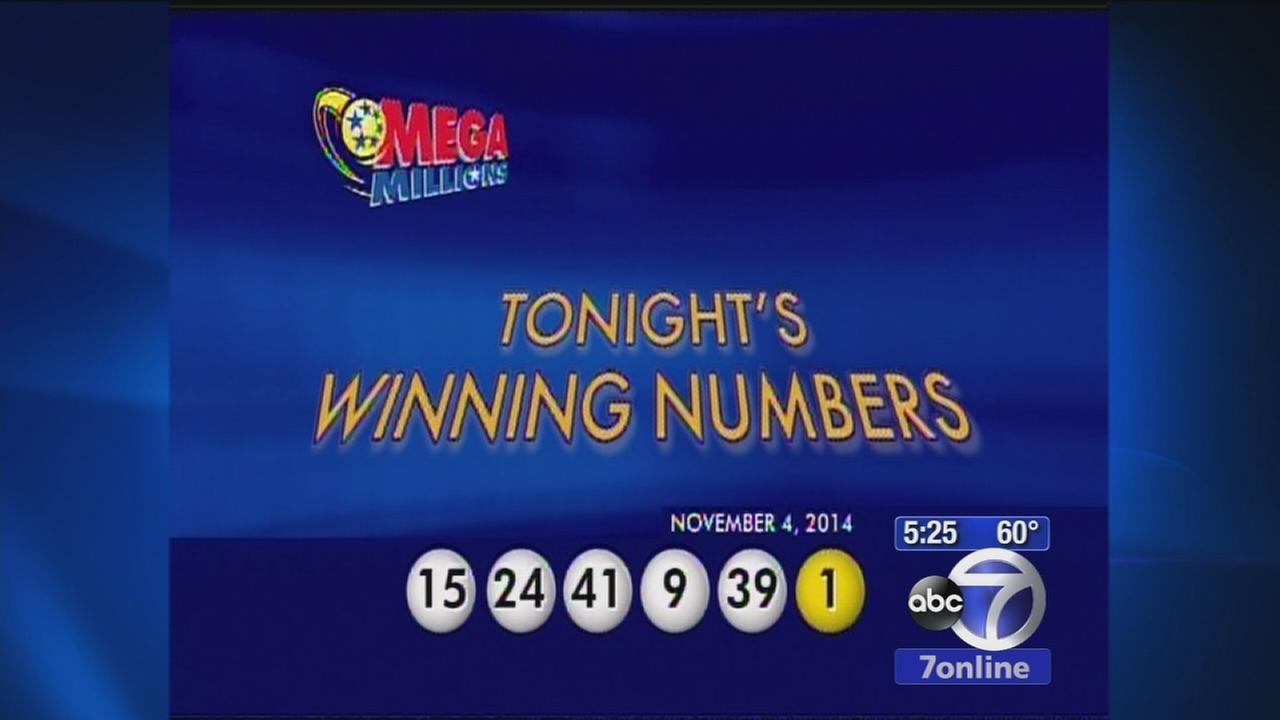 1 winning ticket sold in $321 million MegaMillions jackpot