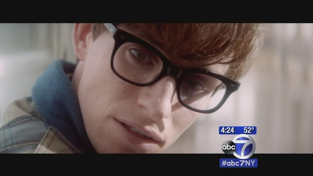 Sandy Kenyon reviews Stephen Hawking biopic 'The Theory of Everything'