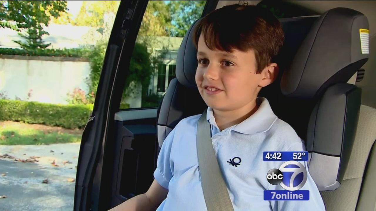 IIHS rates 2014 children's booster seats