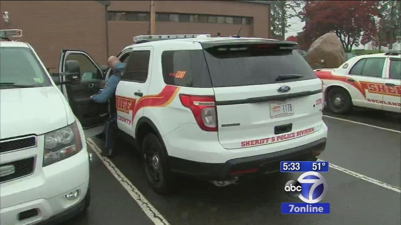 Rockland County sheriff's deputies protest proposed cuts