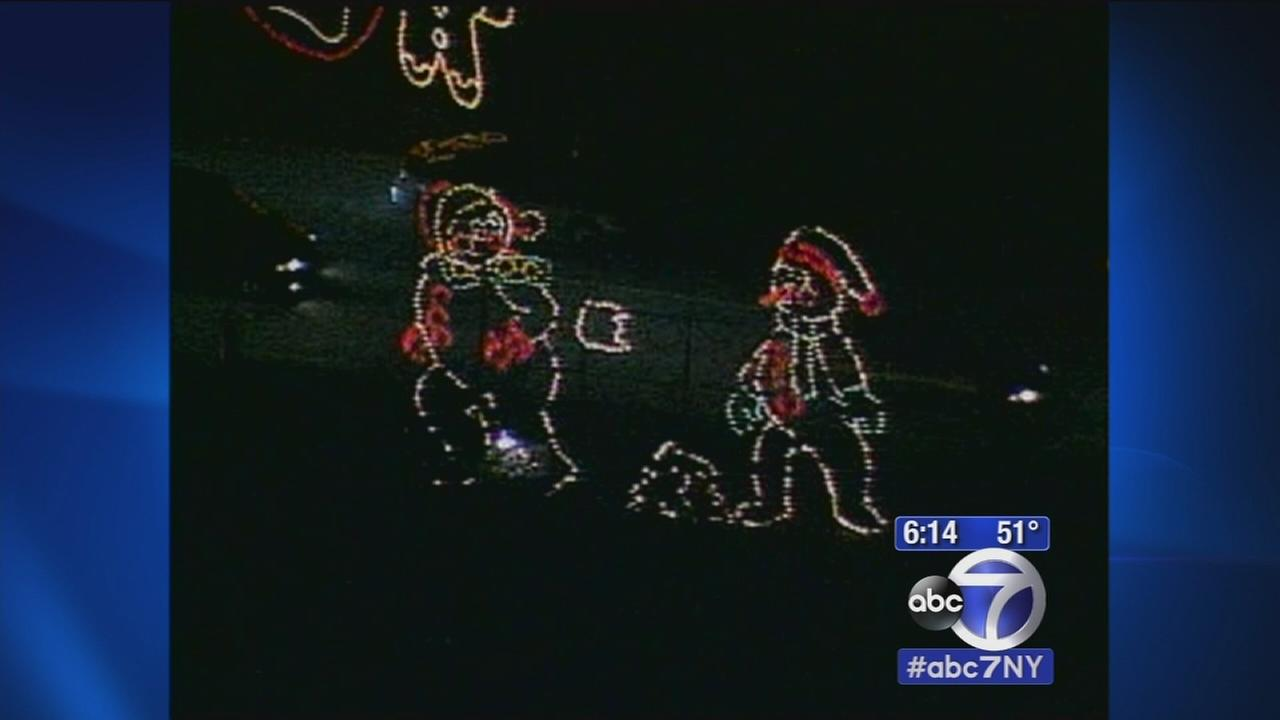 Holiday Lights Spectacular returning to Jones Beach
