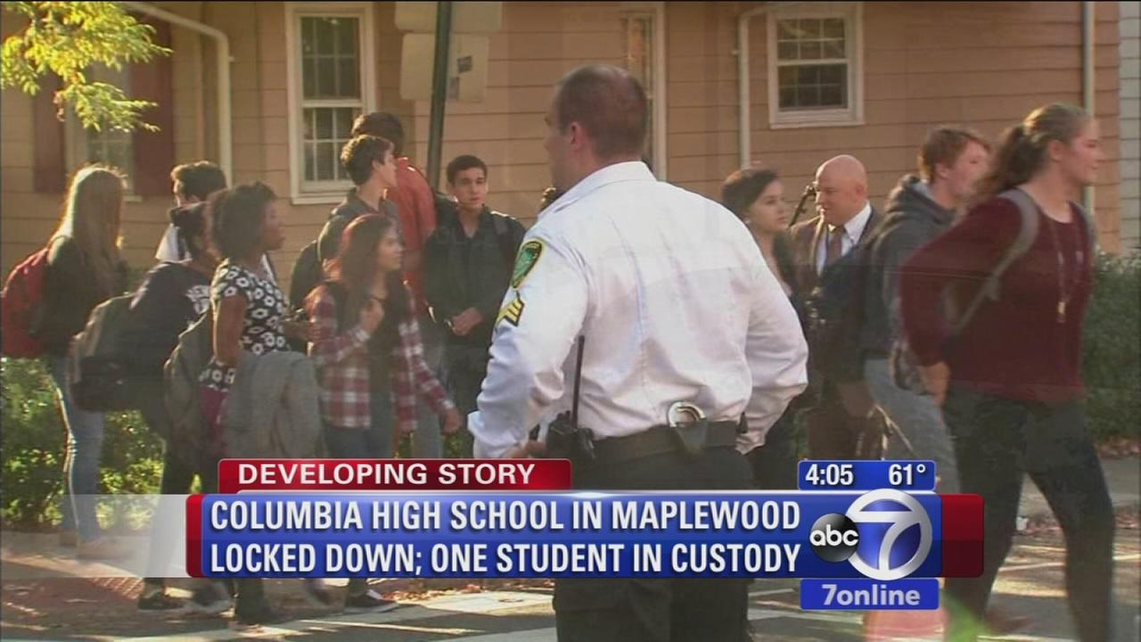 1 student arrested in Columbia High School lockdown incident in Maplewood