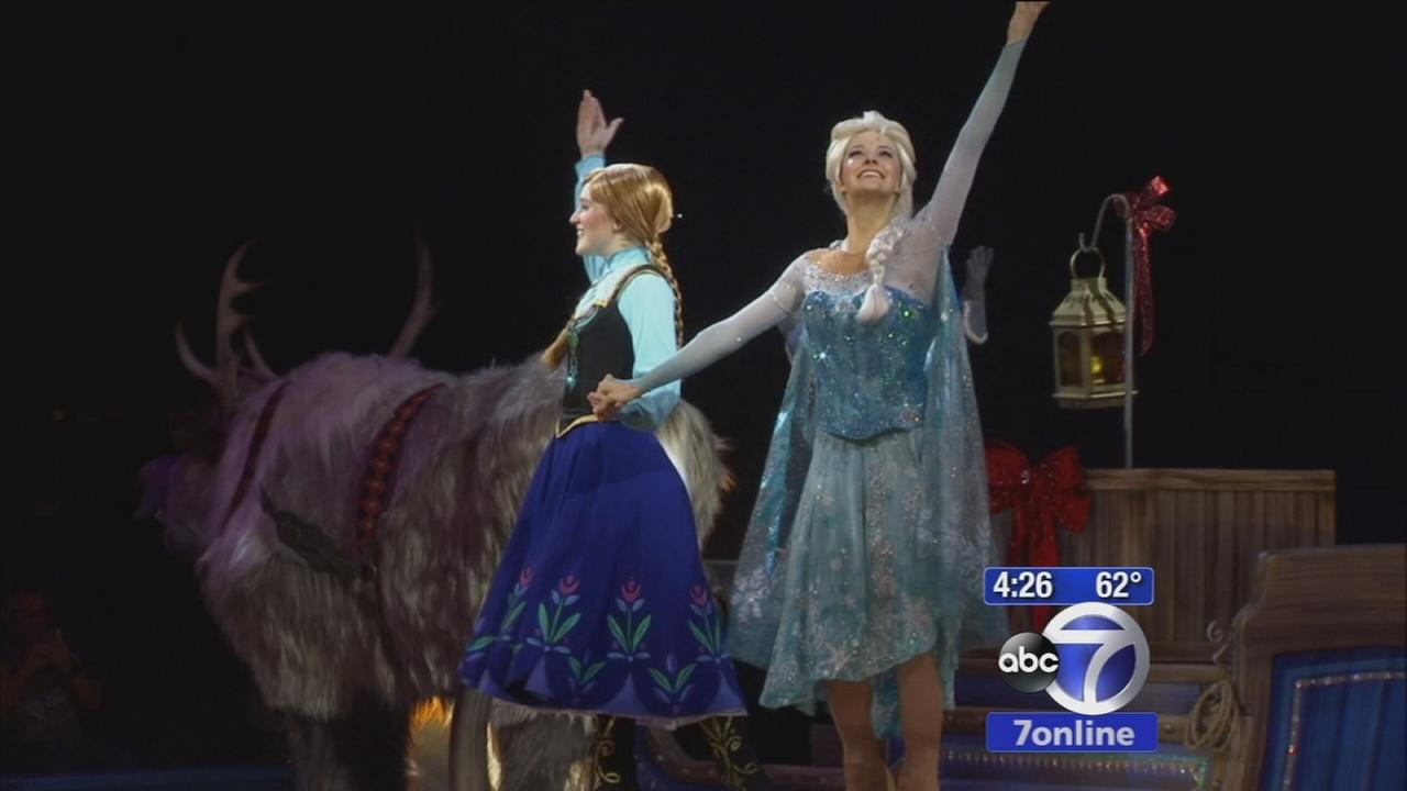 Disney on Ice: Frozen comes to NY area