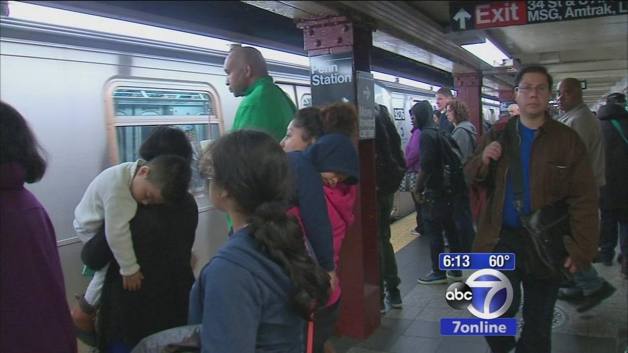 NYC transit riders could face another fare hike