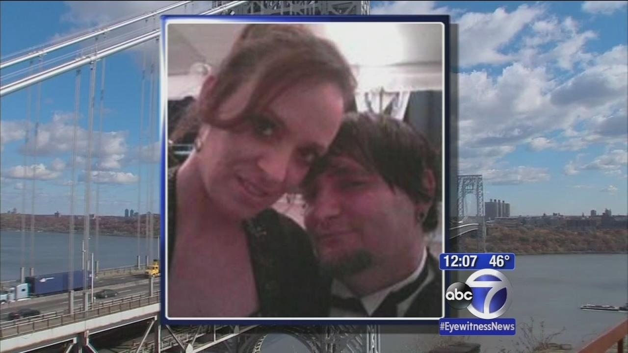 Pair who committed suicide off GWB suspected in murder