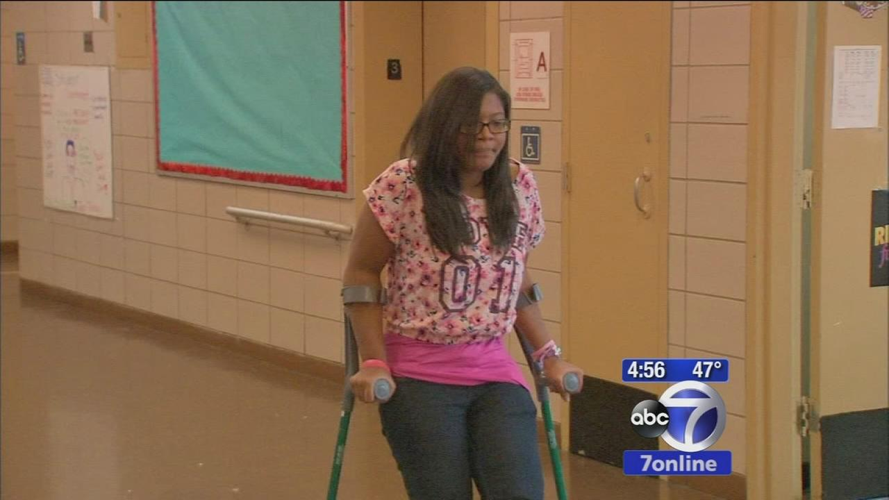 Brooklyn teen overcomes odds to reach head of class