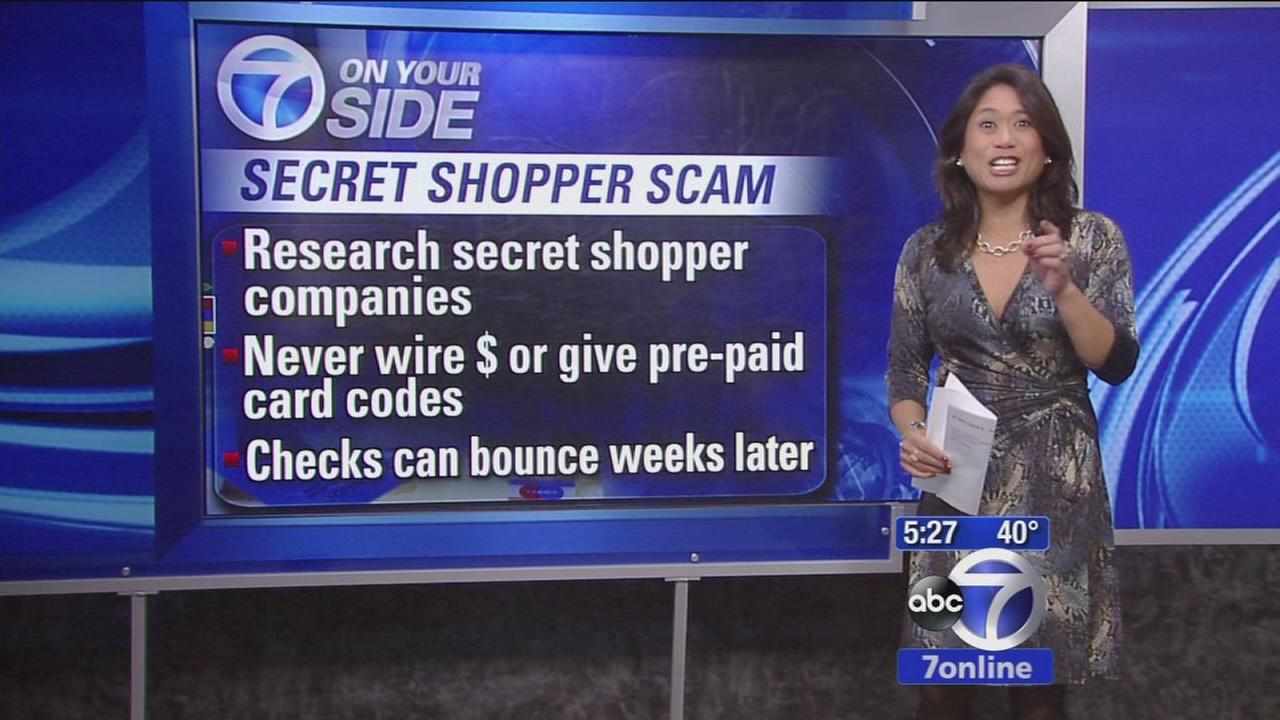 7 On Your Side: Tips to avoid secret shopper scams