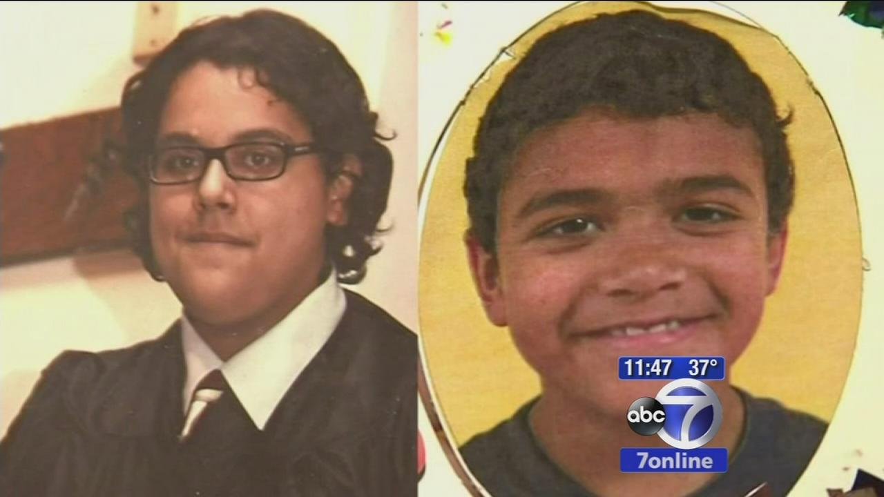 Police searching for driver after 2 brothers injured in North Bergen hit and run