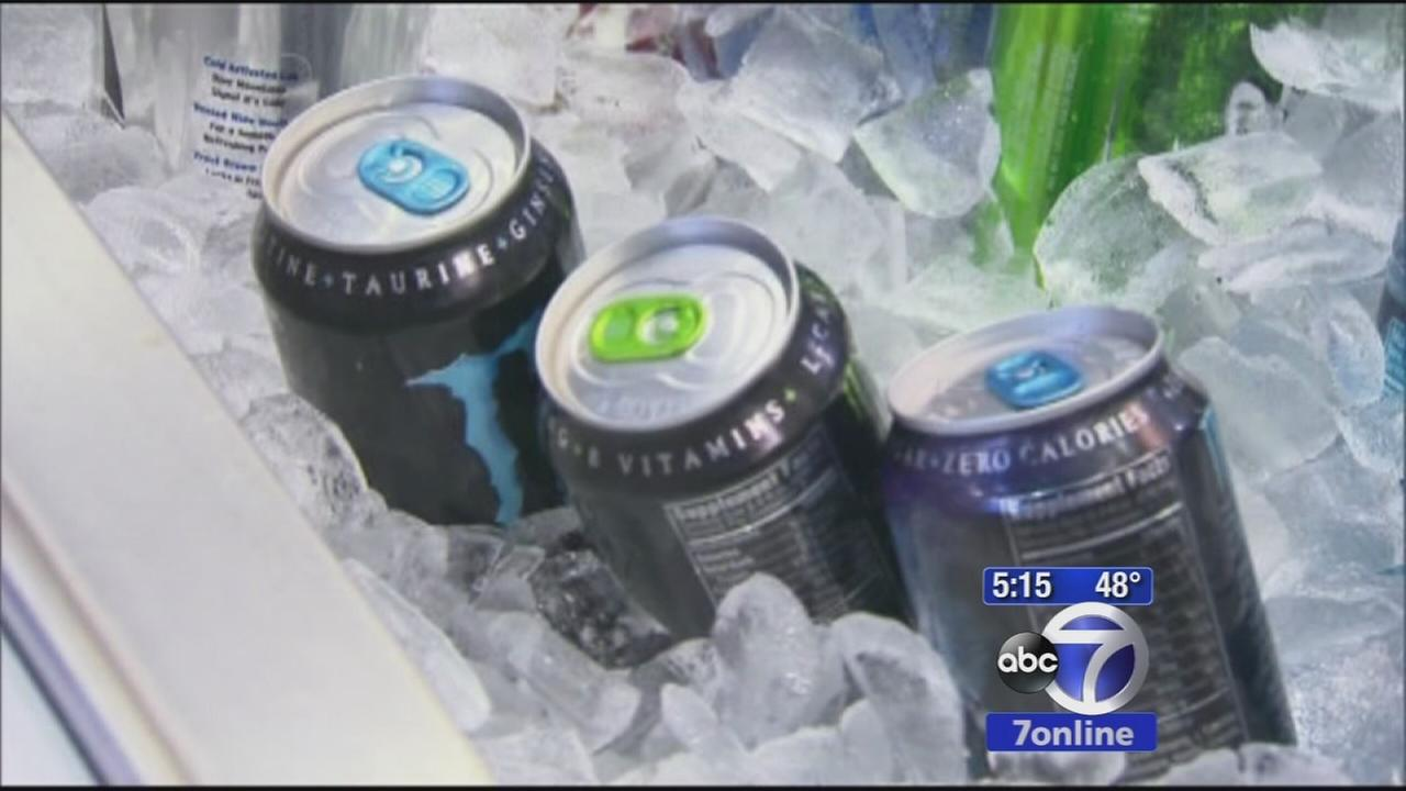 New warning to parents about children and drinking energy drinks
