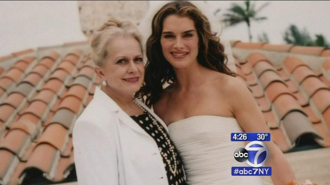 Brooke Shields sets the record straight