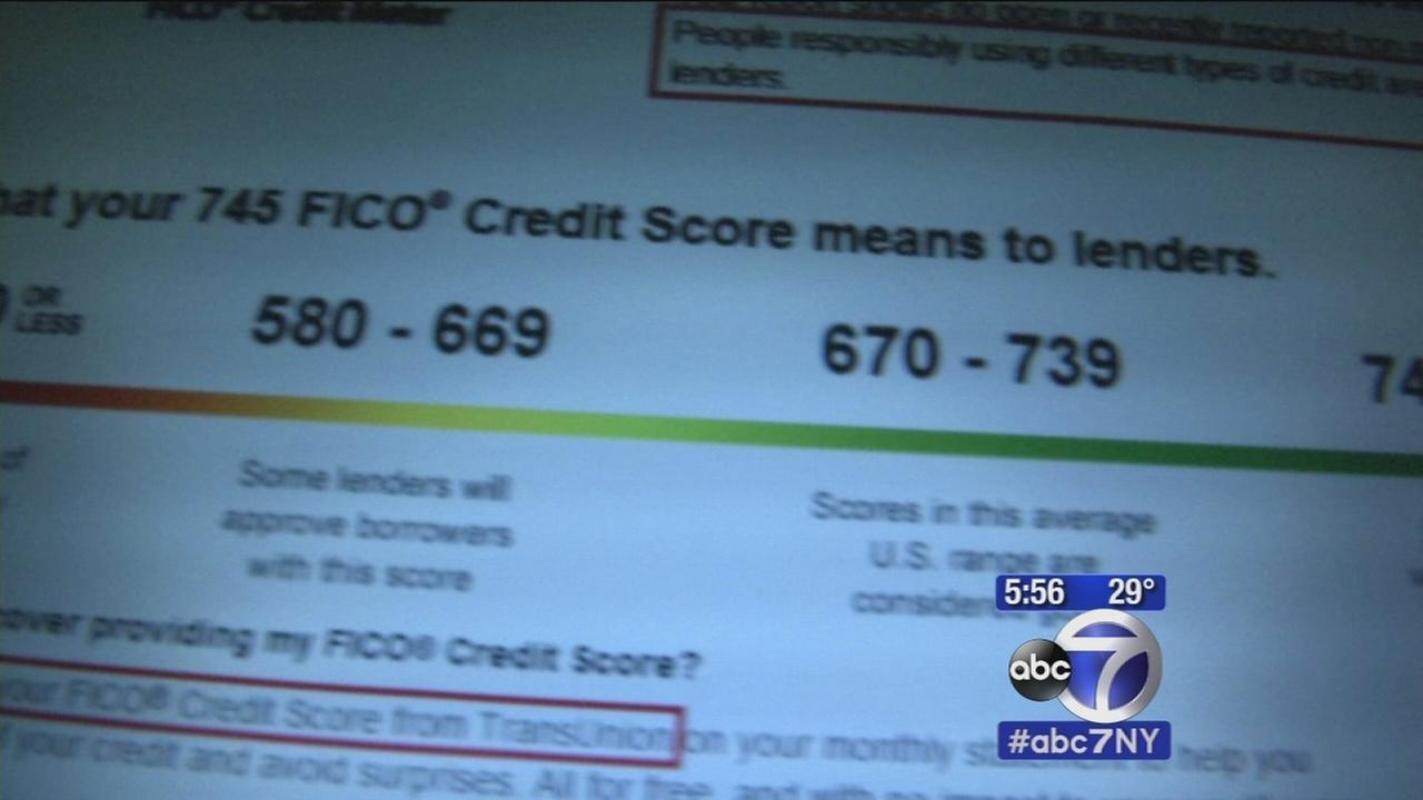 Many businesses check your credit score