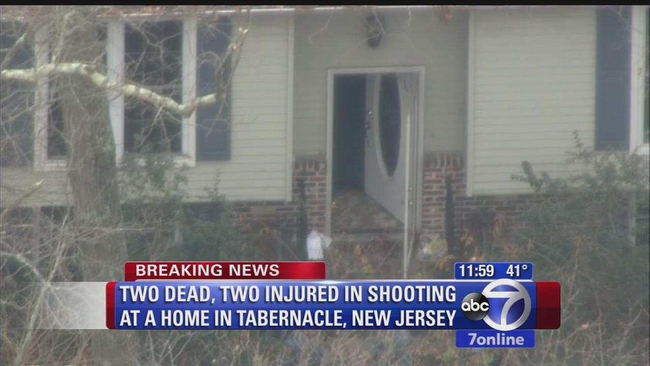 2 kids dead in multiple shooting in Tabernacle