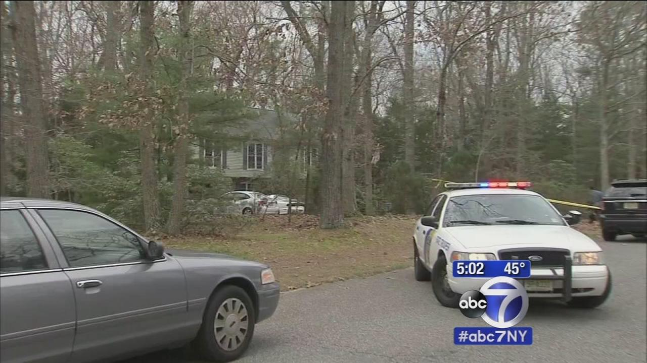 Mother and children shot in NJ home
