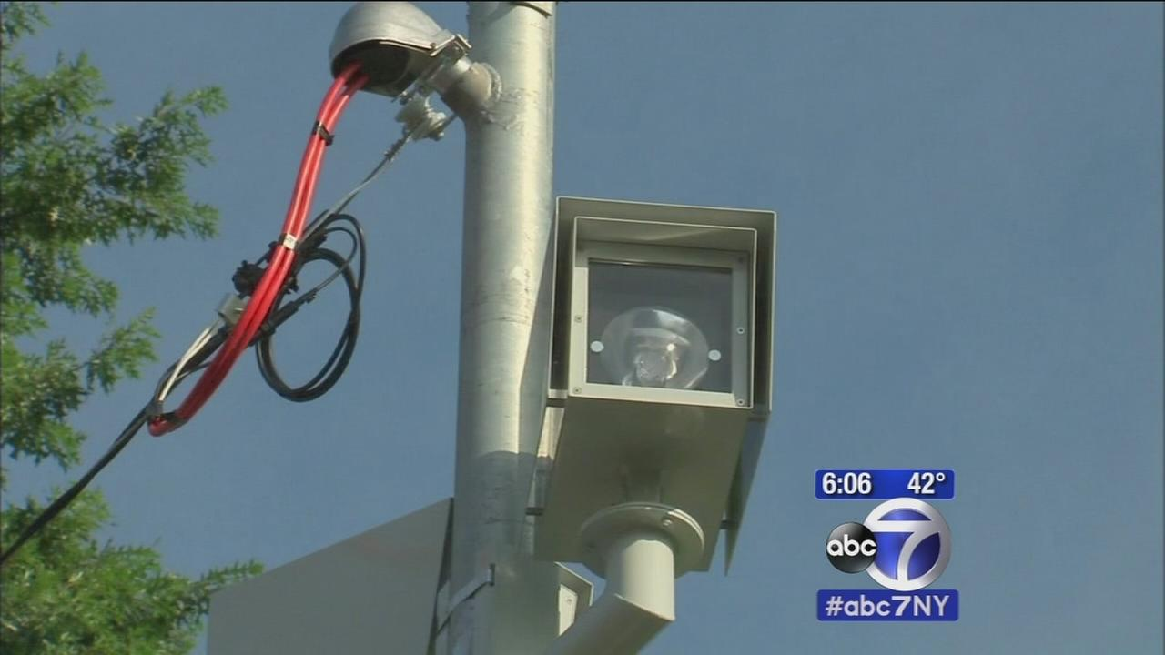 Bill to warn drivers of school zone speed cameras