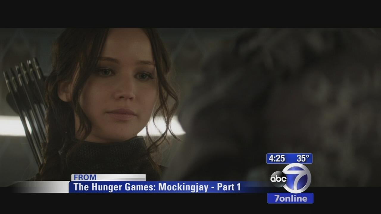 Movie Review: The Hunger Games: Mockingjay - Part 1