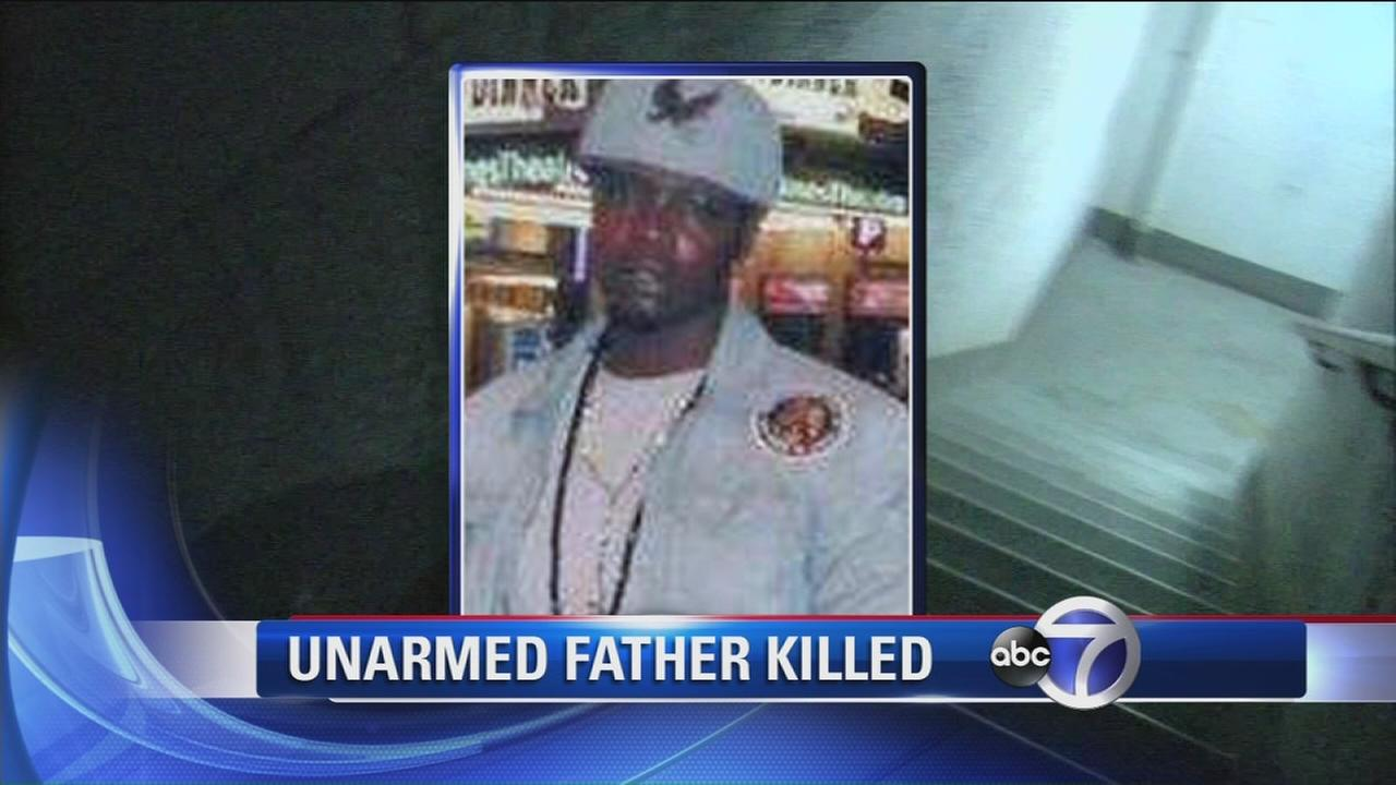 Unarmed father killed in police-involved shooting in Brooklyn