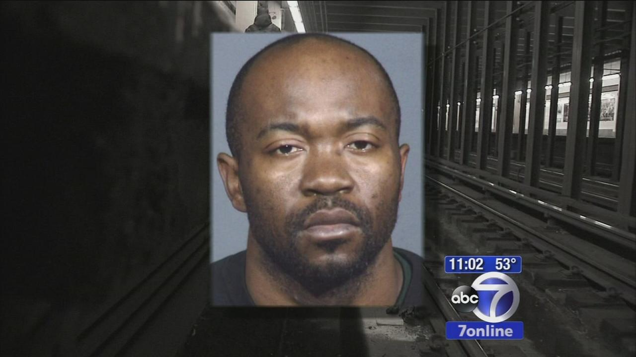 Exclusive: Suspect in deadly subway push speaks from Rikers Island
