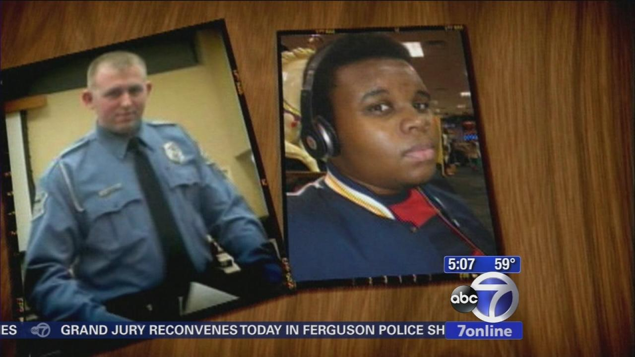 Ferguson on edge, awaiting grand jury decision