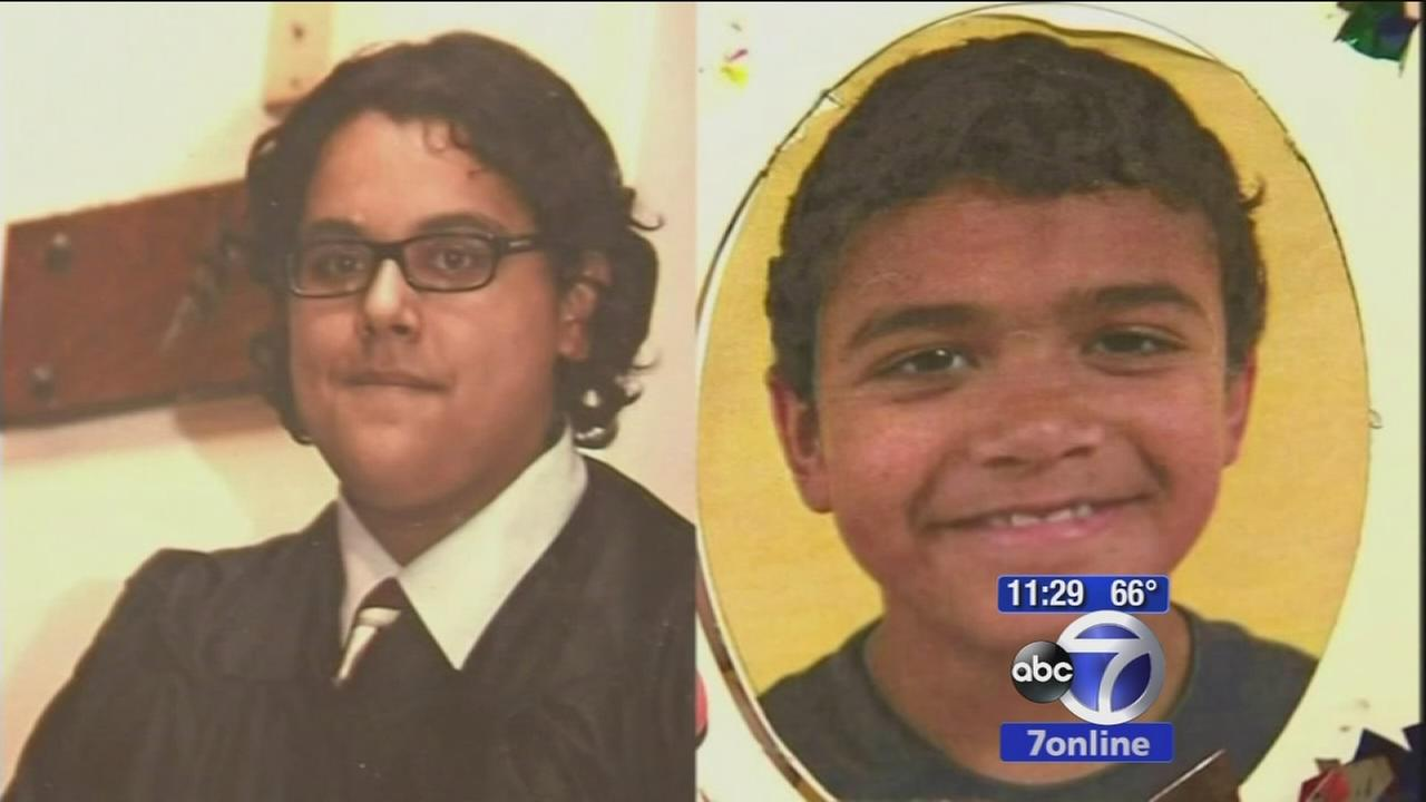 Emotional plea from father of boys struck by hit and run driver