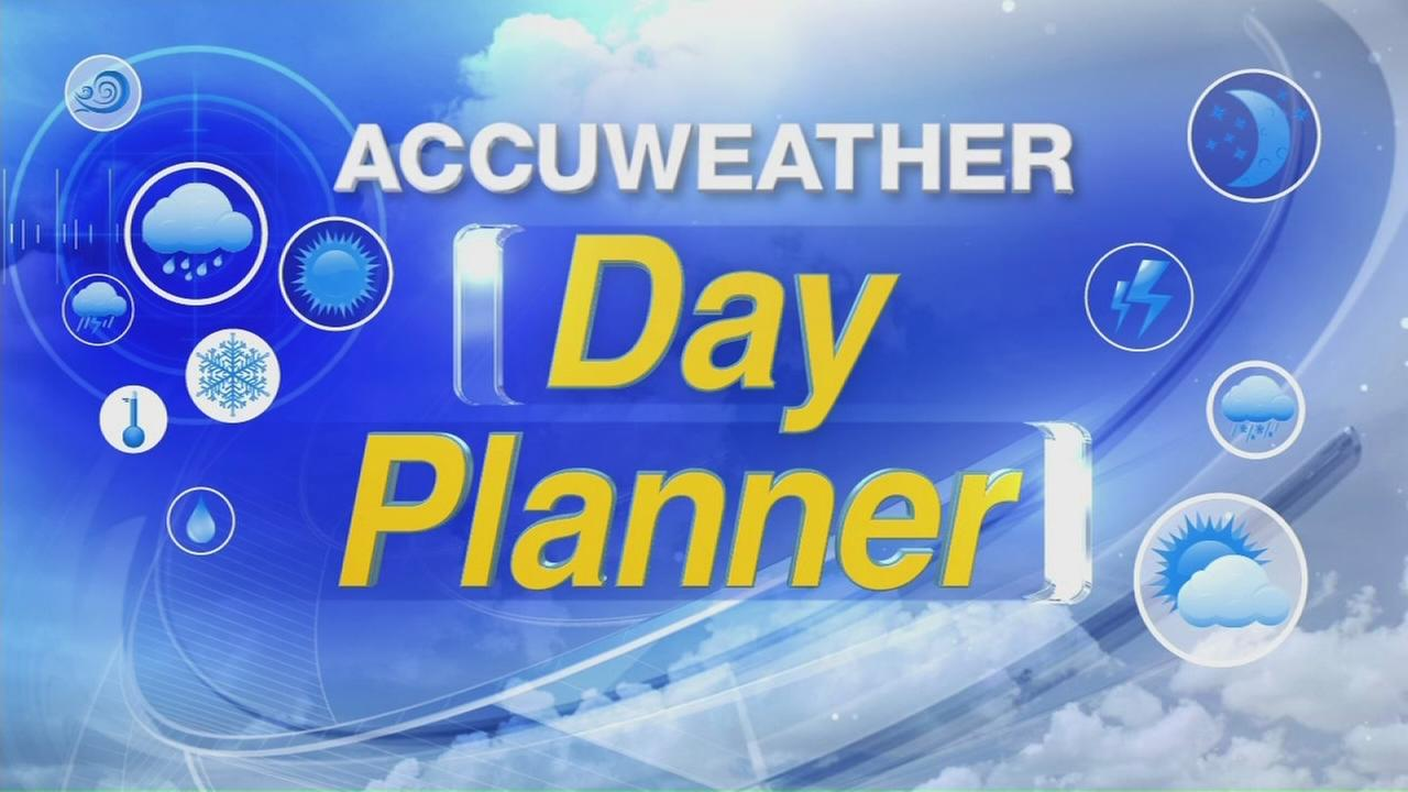 Day Planner for Tuesday