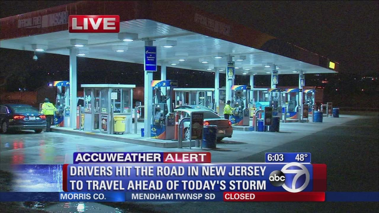 Weather could complicate Thanksgiving travel plans