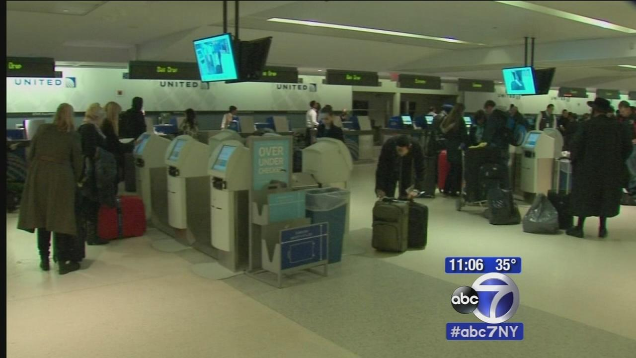 Weather causes travel frustrations at local airports