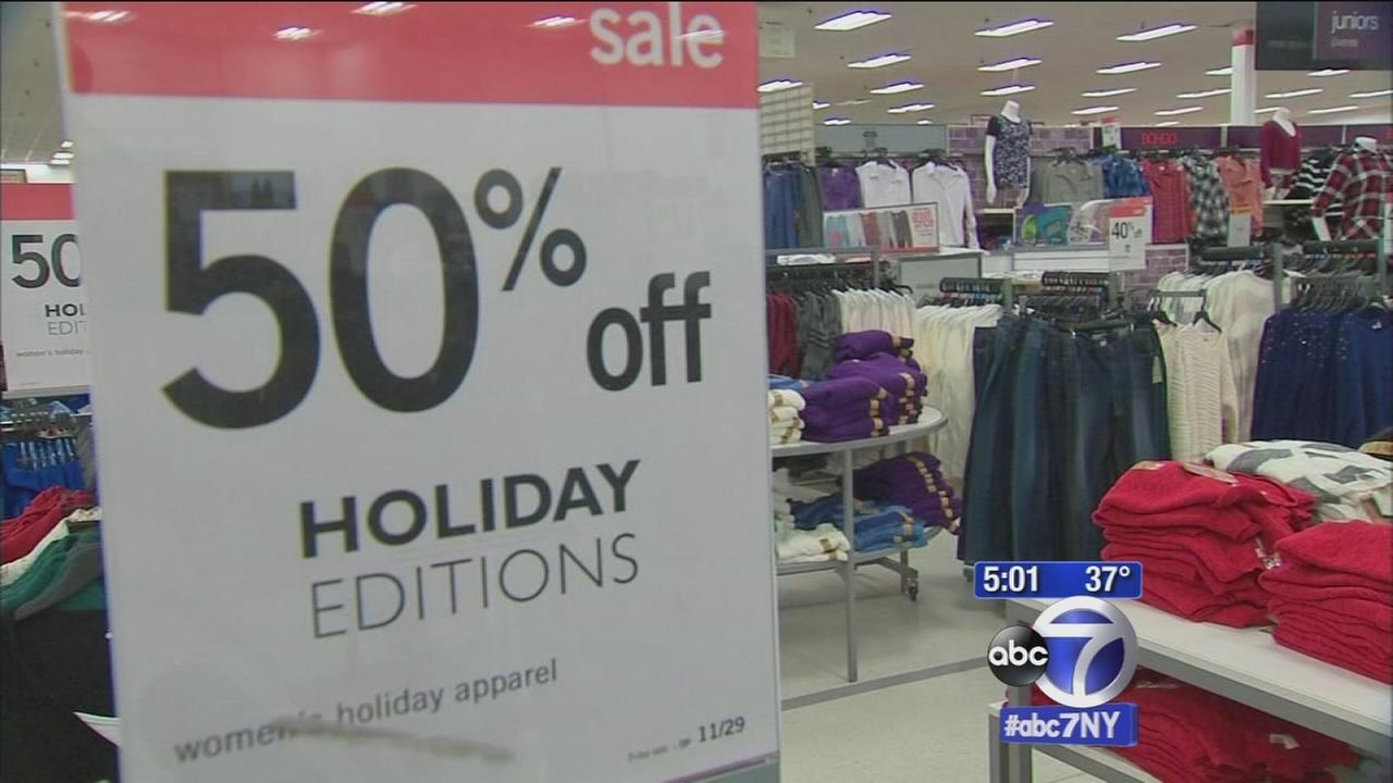 Shoppers getting a head start on Black Friday sales