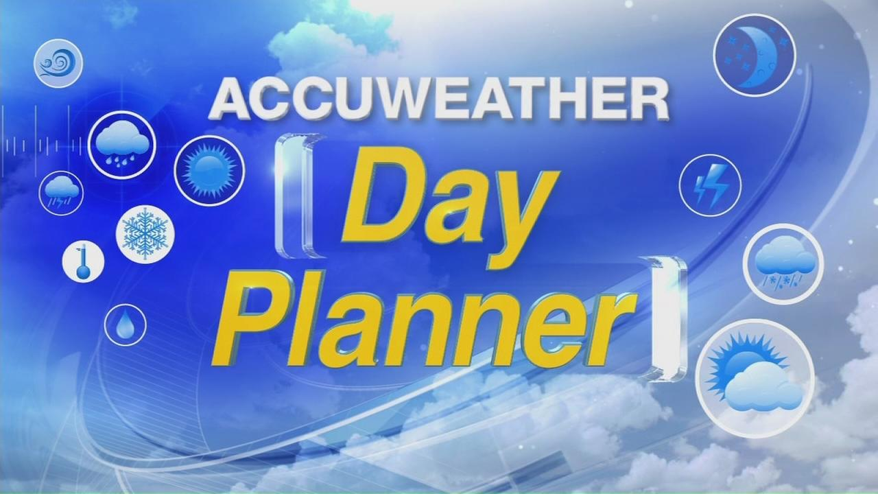 Day Planner for Friday