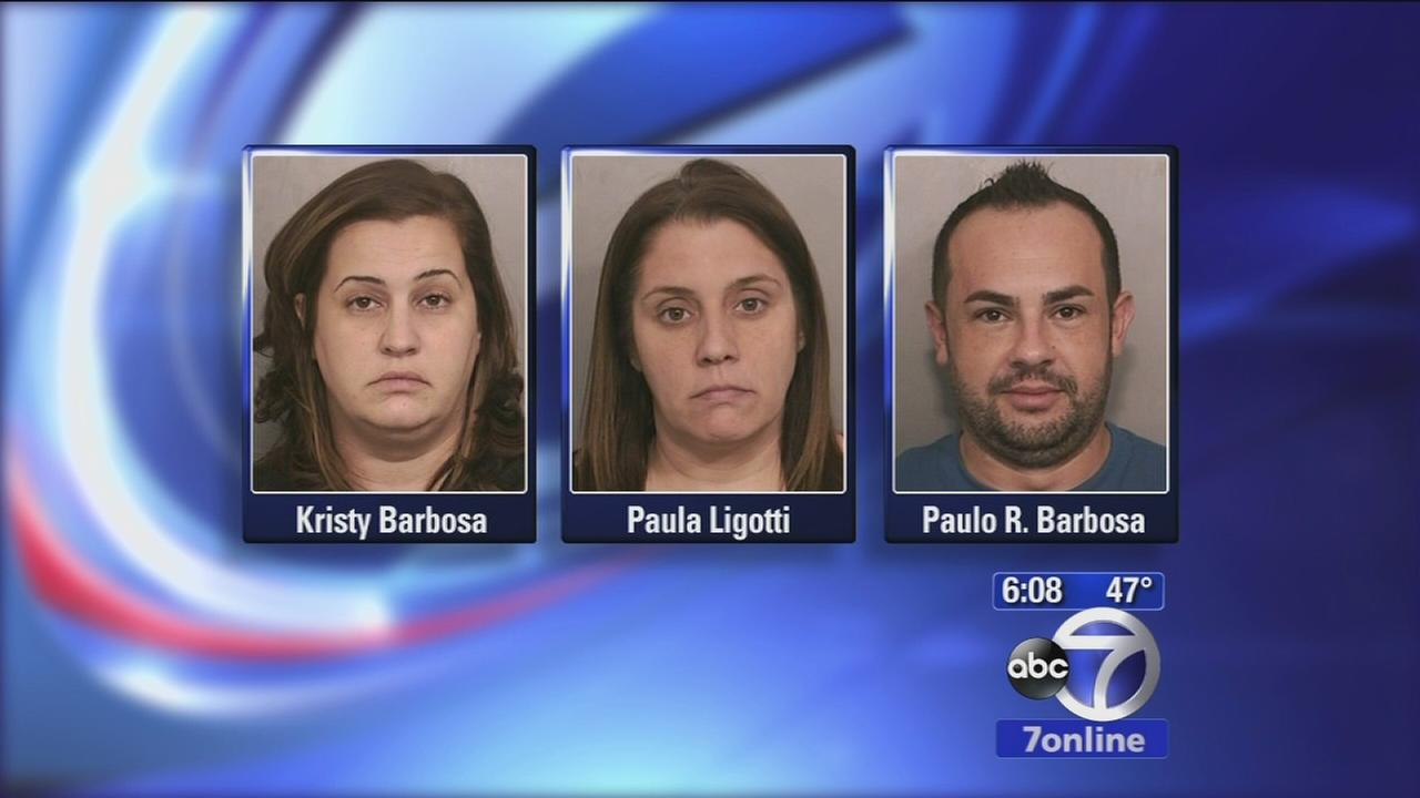 3 people nabbed in Wantagh counterfeit bust