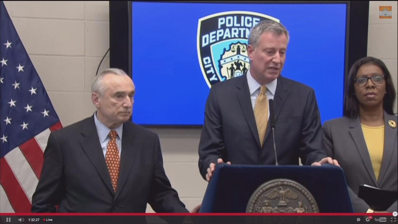 Mayor says city is prepared for Eric Garner decision