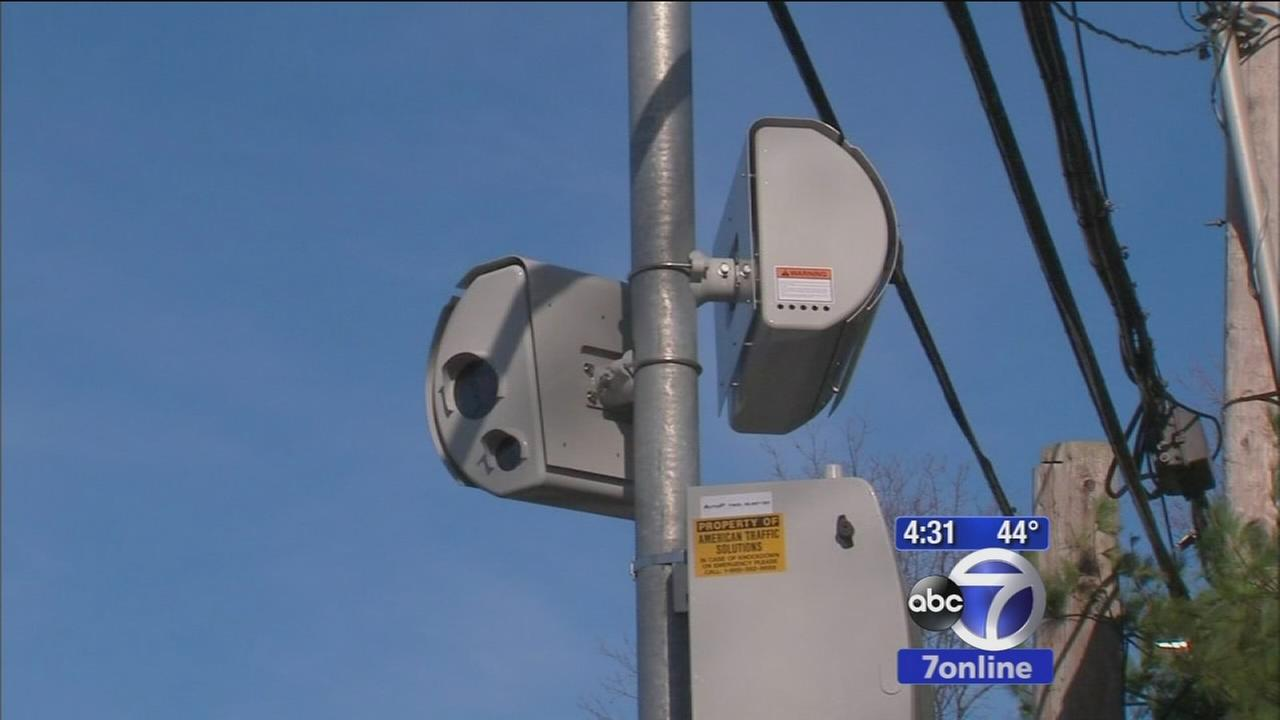 Nassau County offers speedcam compromise